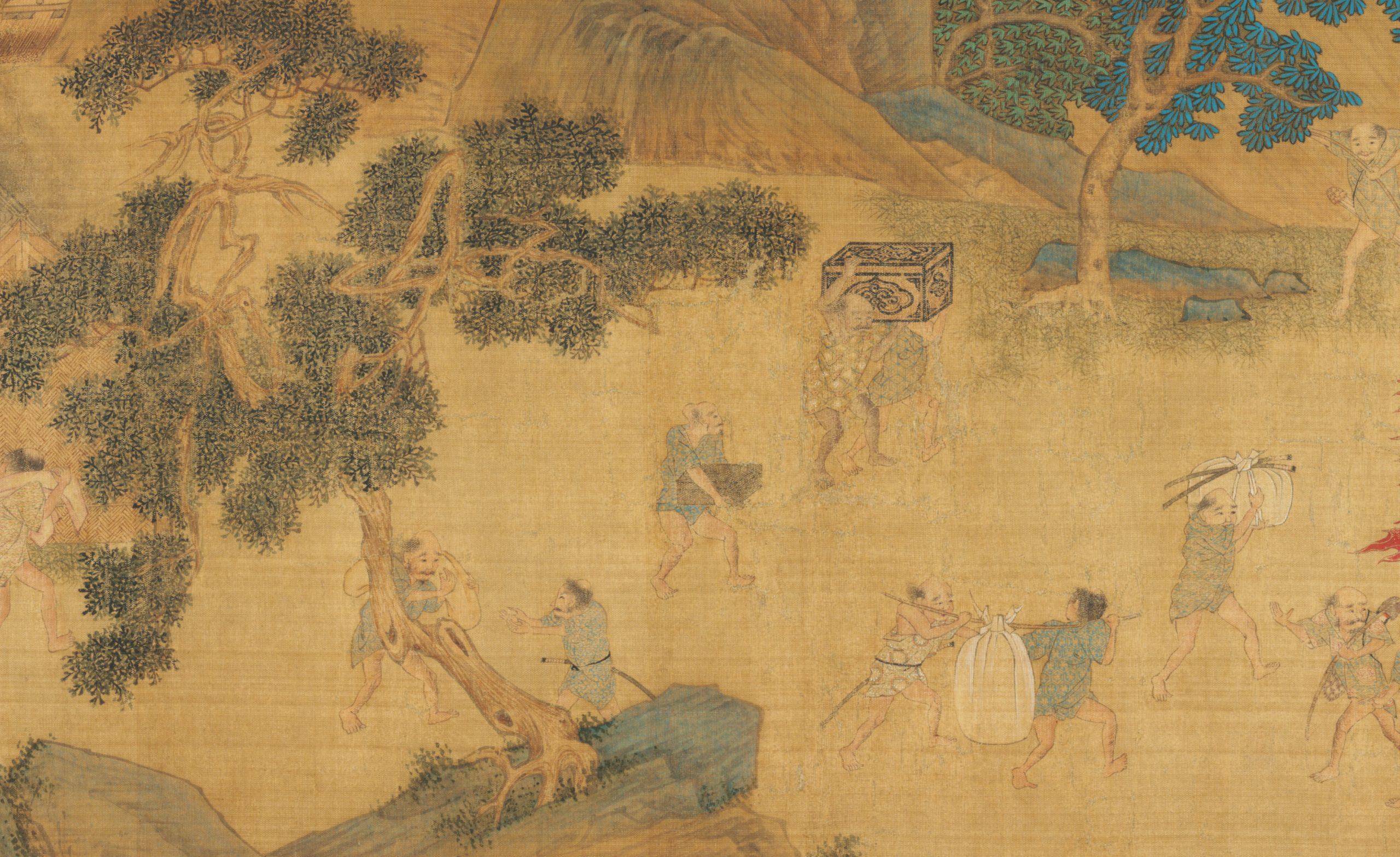 Wakō zukan 倭寇图卷